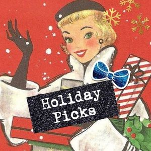Must haves especially picked for the holidays